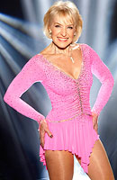 Rosemary Conley Dancing on Ice